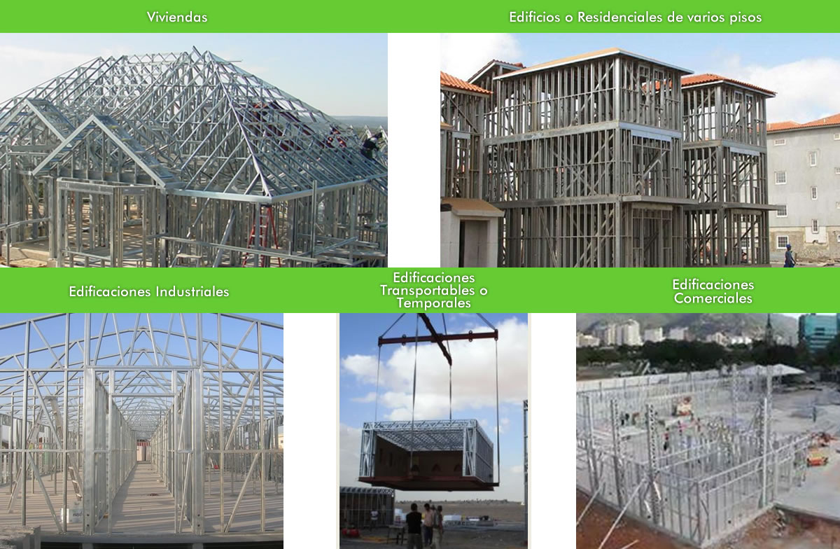 Light Steel Frame Ecuador